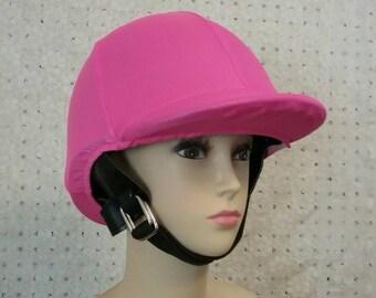Equine Safety Helmet Cover