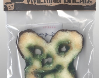 Zombie Walking Bread Custom Plush | Slice #070776