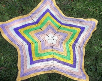 A Star is Born Baby Blanket