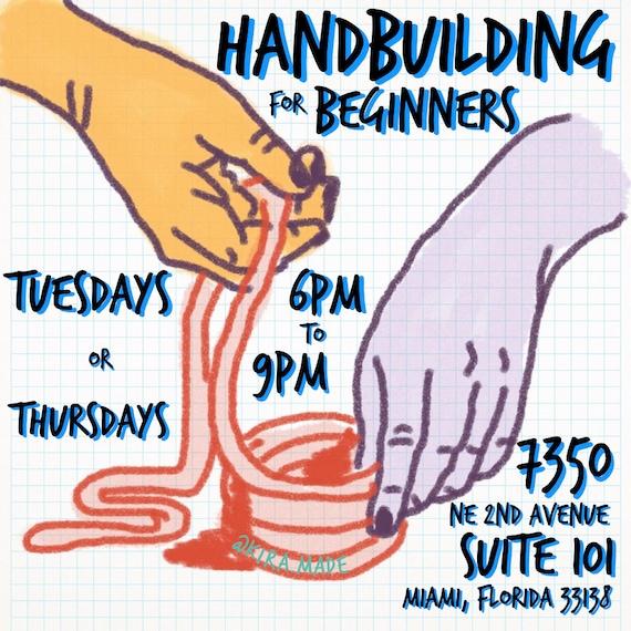1-Day Beginners Handbuilding Class