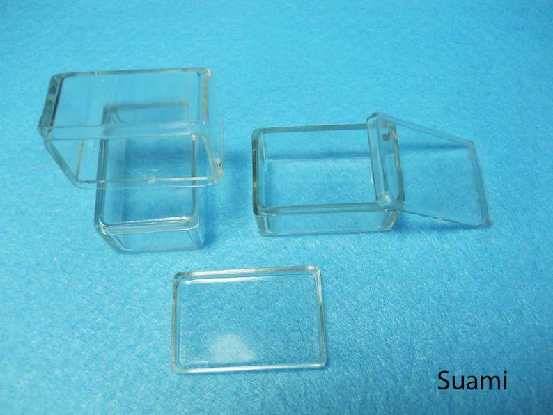 Pet Supplies Alert Terrario Rettangolare In Plastica Con Coperchio