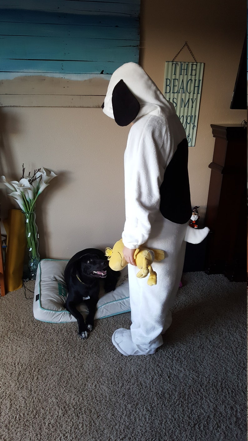 Puppy Dog costume snoopy dog