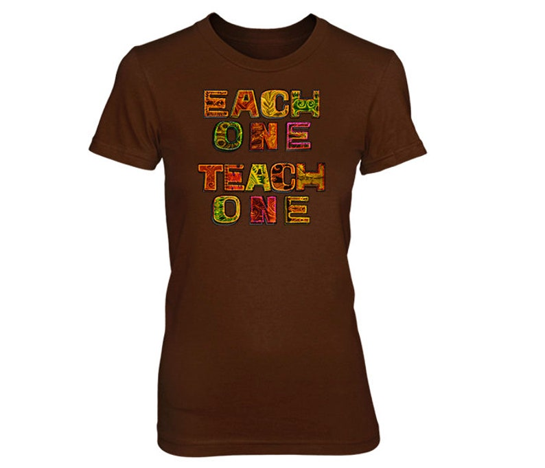 each one teach one program
