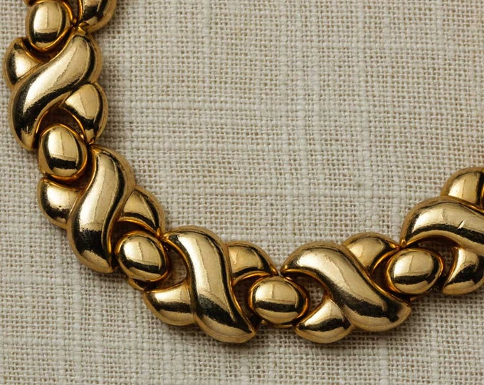 """Chunky Chain Necklace 
