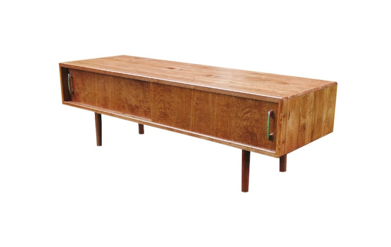 official photos 111bb 2e769 TV Stand Mid Century Modern Media Console