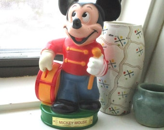 1979s Mickey Mouse Marching Band Bank