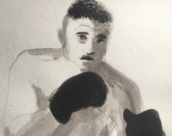 Untitled Boxer