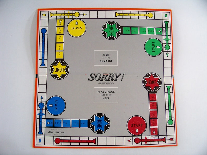 Sorry Spiel