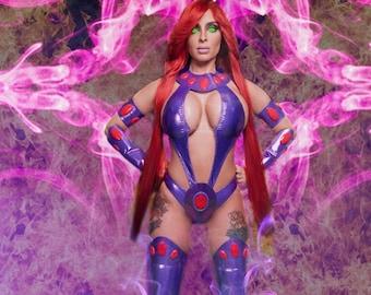 Starfire Injustice 2 Cosplay