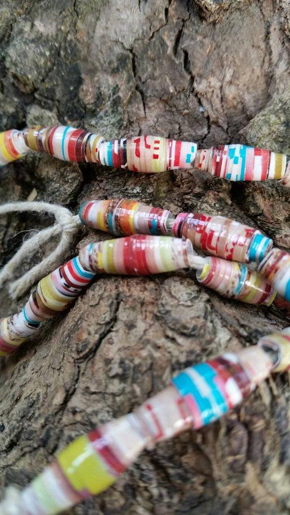 Better Homes & Gardens  - 15 Handmade Paper Beads