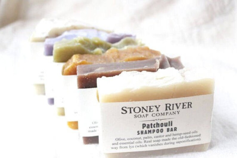 50 Wholesale Shampoo bars, 4-4 5 oz each, labeled or unlabeled, or private  labels