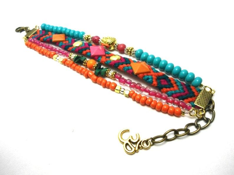 mexican bracelet boho bracelet yoga friendship bracelet,bohemian bracelet yoga friendship cuff ooak bracelet aztec bracelet