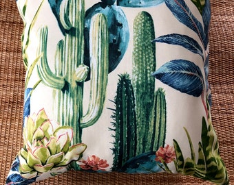 cactus south western outdoor cushion covers