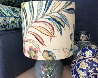 Spring flower mini table lamp