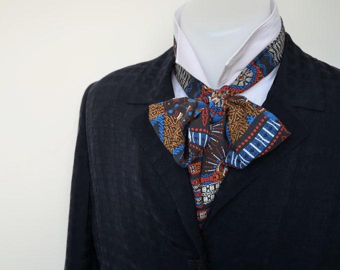 Floppy bow tie, period style, costume, Regency style, steampunk, menswear