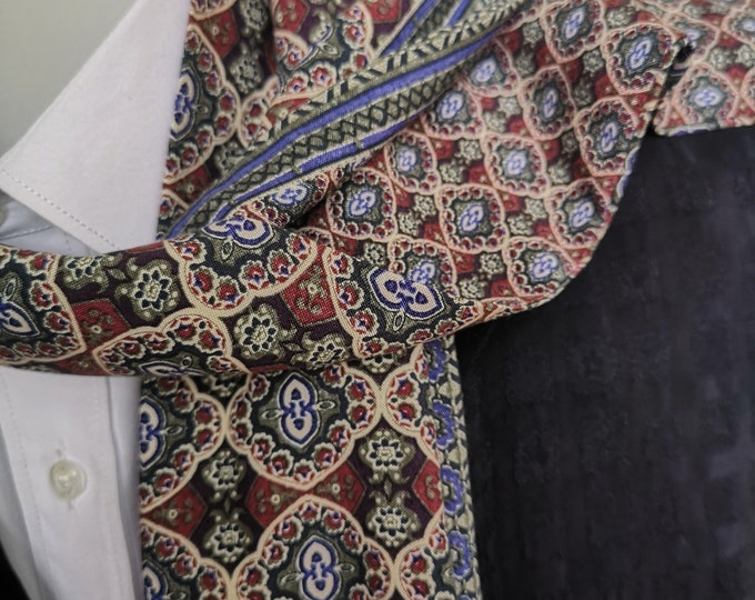 Mens Scarf, ships worldwide from Bagzetoile in France