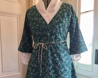 18th Century  Bedgown- Sz. 36-38 bust