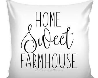 Farm SWEET Farm Pillow Cover