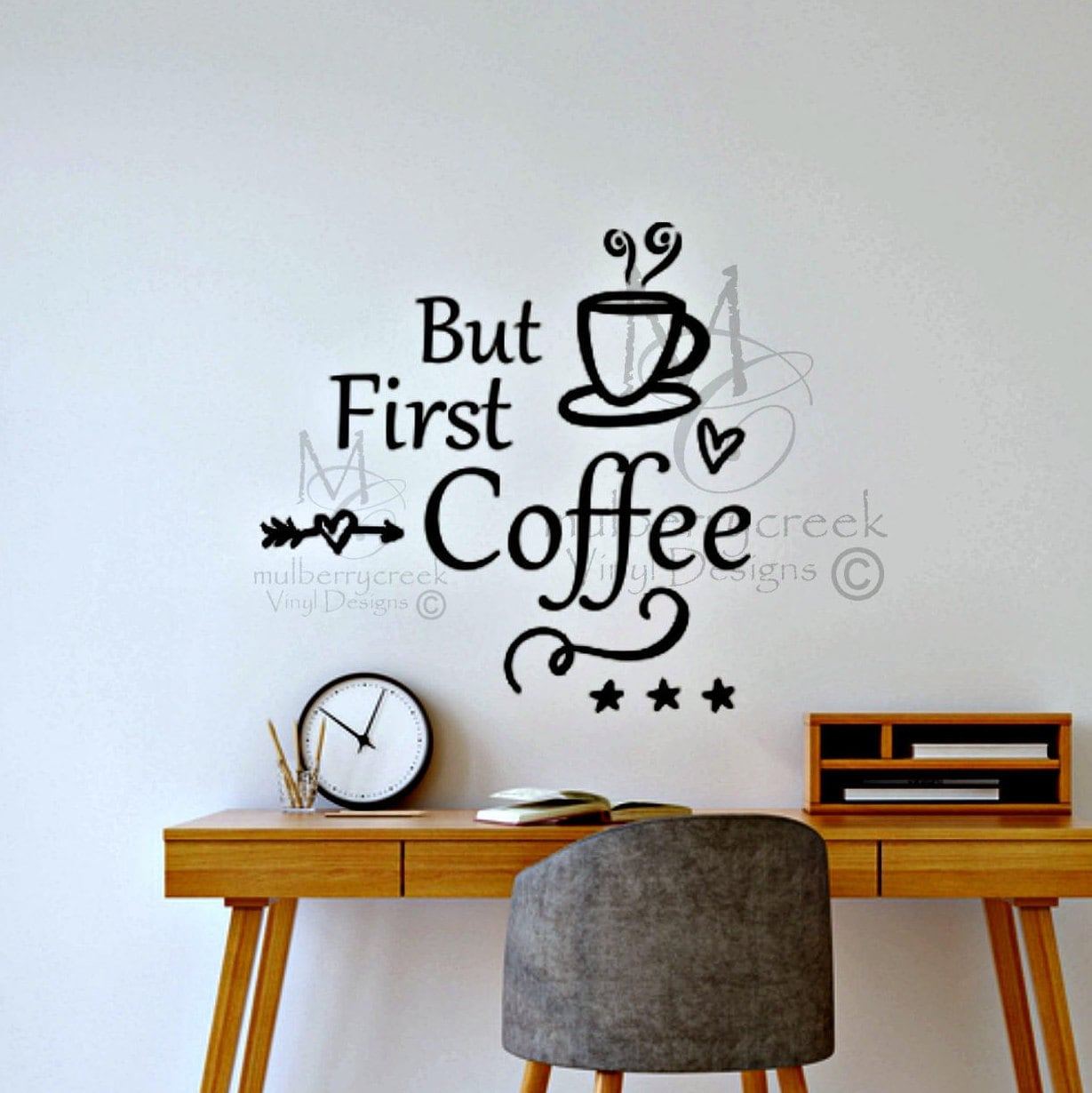 Aber erste Kaffee-Zeichen aber erste Kaffee Dekor Kaffee | Etsy