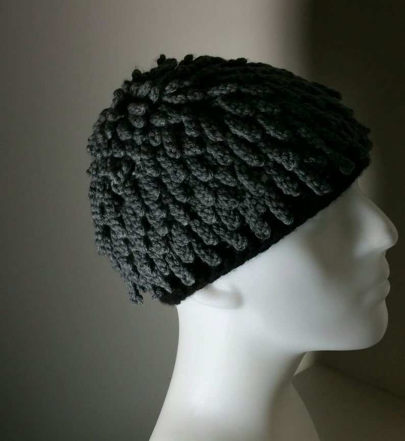Chemo Hat Ski Hat Dreadlocks Hat Beanie the Dayshaloo African Bamileke Beanie Billy Gibbons Hat African Nudu Hat Wig Hat