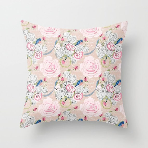 Outdoor Pillow Cover With Pillow Insert Outdoor Pillow Etsy