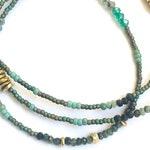 Emerald Waist Beads, Precious Gemstone Body Chain, Green Belly Jewelry, African Waist Beads, Green Gemstone Jewelry, Crystal Waist Beads