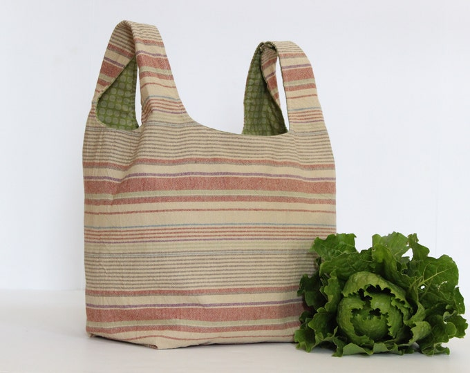 Eco Friendly Reusable Market Tote Bag