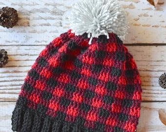 PATTERN EBOOK: Crochet Plaid Patterns Collection Ebook pdf - Digital DOWNLOAD