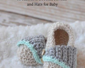 Head and Toes Baby Collection - 15 Adorable Crochet Booties, Sandals and Hat for Baby PDF ebook DOWNLOA