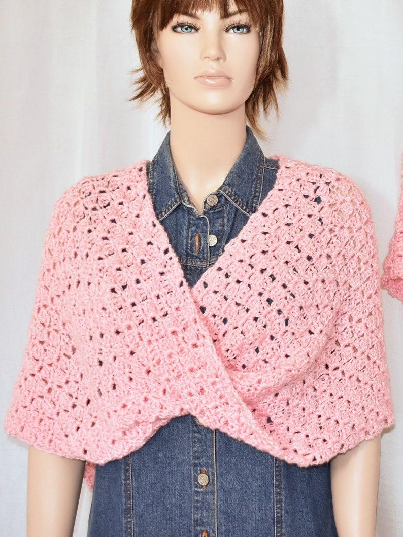 Crochet Poncho Knit Poncho Kimono Jacket Kimono Cardigan image 0