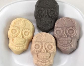 Sugar Skull Assorted Soaps