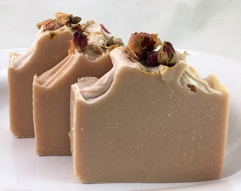 Lavender Pink Grapefruit Scent #337 Palm-Free Soap