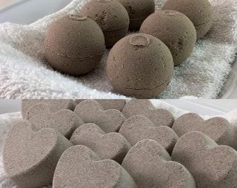 Sweet Almond Scented Bath Bomb Batch #348