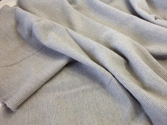 Dove Gray tiny texture, Wool Fabric for Rug Hooking and Appliqué, W137, Mill Dyed Wool Fabric, Light Gray, Soft Gray white