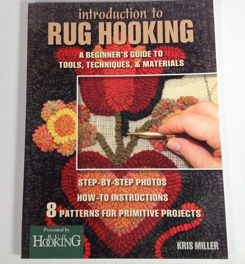 Rug Hooking Book Introduction to Rug Hooking by image 0
