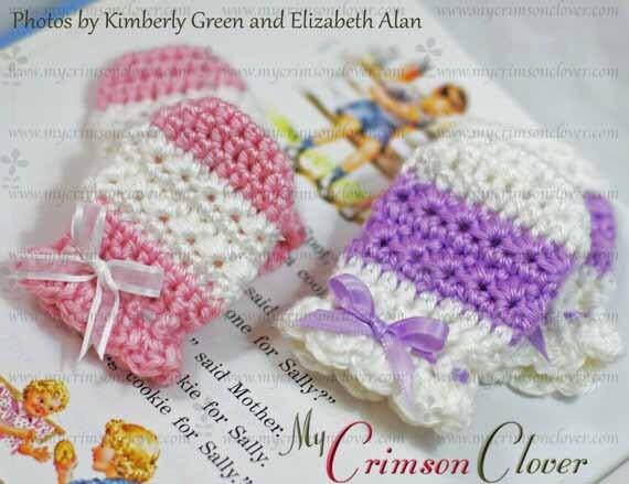 Crochet Pattern Baby Mittens Star Stitch Mitts Etsy