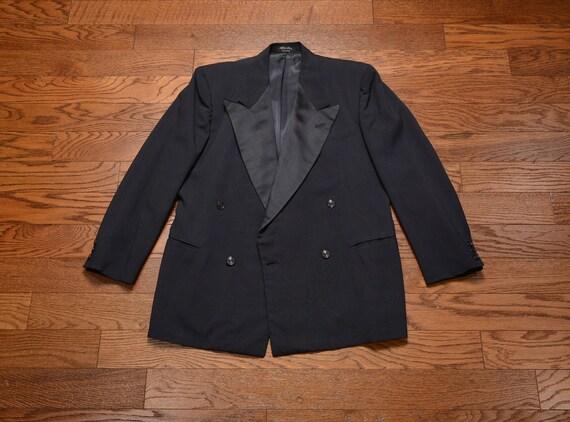 Pack Zebra Stripes Tuxedo Tailcoat Business Faux Front Wrap Blouse Top Shirt