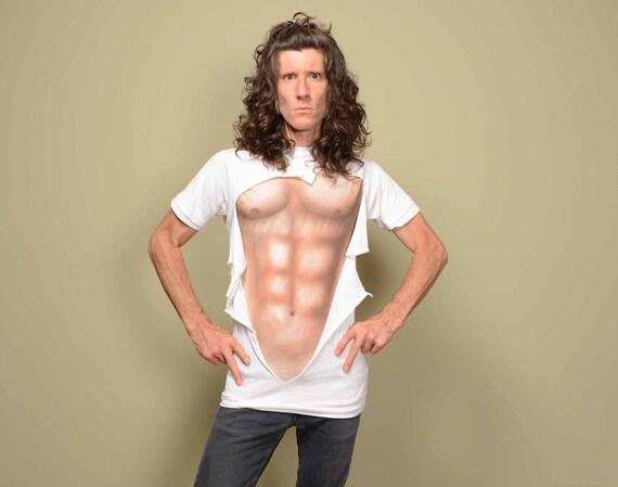 vintage muscle shirt ripped airbrush boardwalk sou