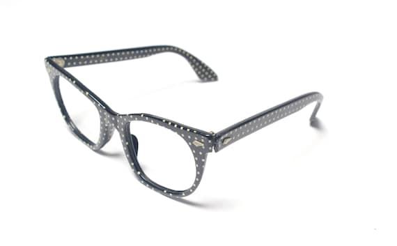 60s. Vintage glasses frame 50s ALF L/'AMY Eyewear CRISTINA Gold Plated