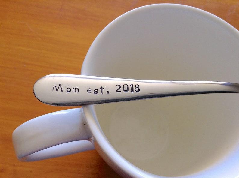 Best Mum Mum,Mom Established 2018 Mum Gift,First Mothers day gift