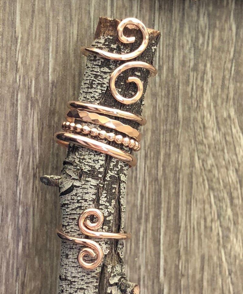 TR01-H Minimalist Ring Thin Hammered \u2022 Thumb Ring \u2022 Gold Thumb Ring \u2022 Womans Thumb Ring \u2022 Stacking Thumb Ring \u2022  Dainty Thumb Ring