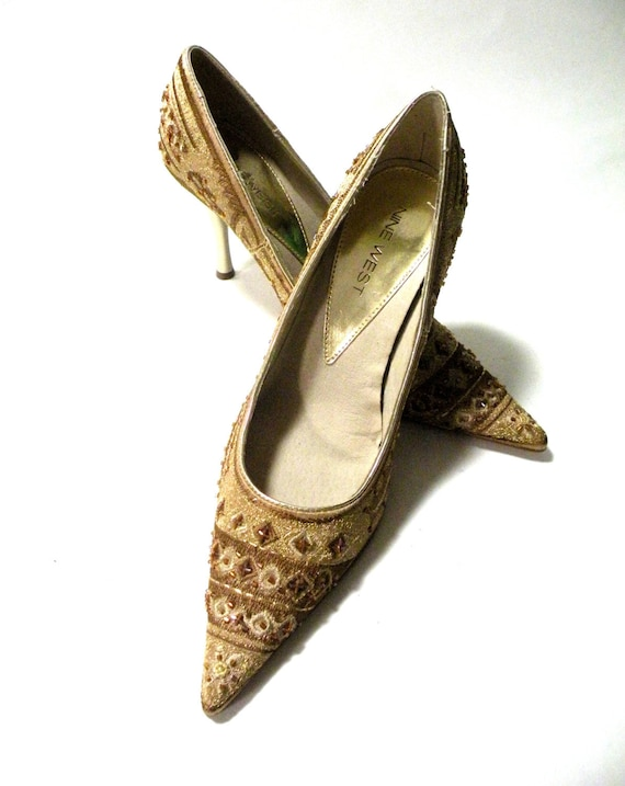nine west heels sale