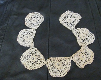 Radient Price Dropantique Cantu Lace Bedspread Easy To Lubricate Other Antique Lace & Crochet