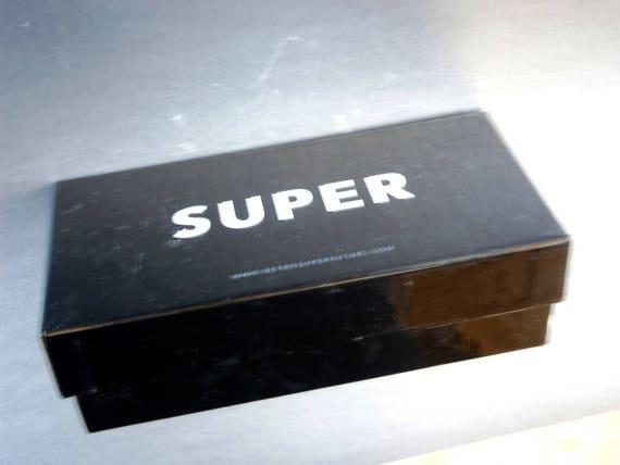 7069e74ab090b Super Sunglasses Designer Box Empty RetroSuperFuture Black
