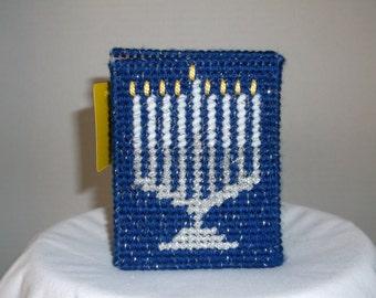 Hanukkah Candle Box #228