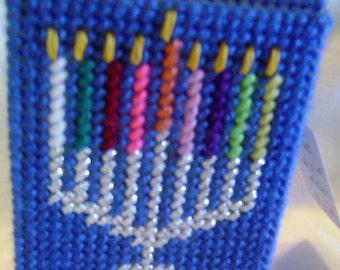Hanukkah Candle Box  #139