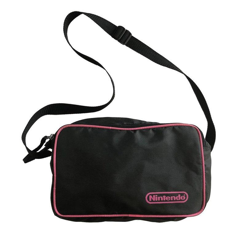 Vintage Game Boy Carrying Shoulder Bag image 0