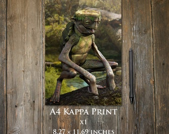 Kappa A4 print
