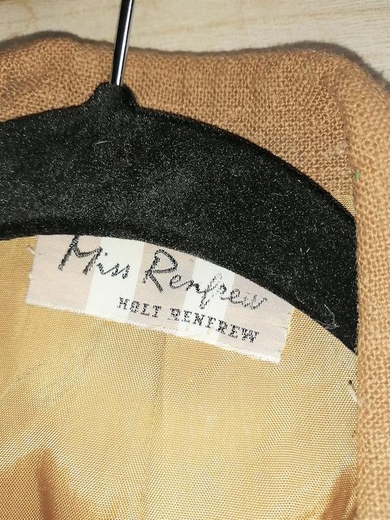 Big sale Vintage 70s Holt Renfrew awesome tunic pullover Halloween sale