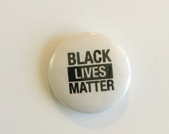 "Black Lives Matter 1"" PIn"
